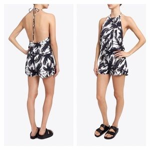 Mikoh romper/cover-up